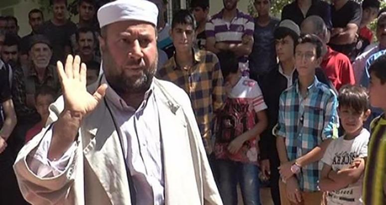 PKK'lı imama cezaevinde dayak!
