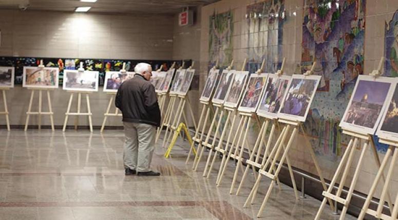 'Kudüs ve Mescidi Aksa' sergisi açıldı