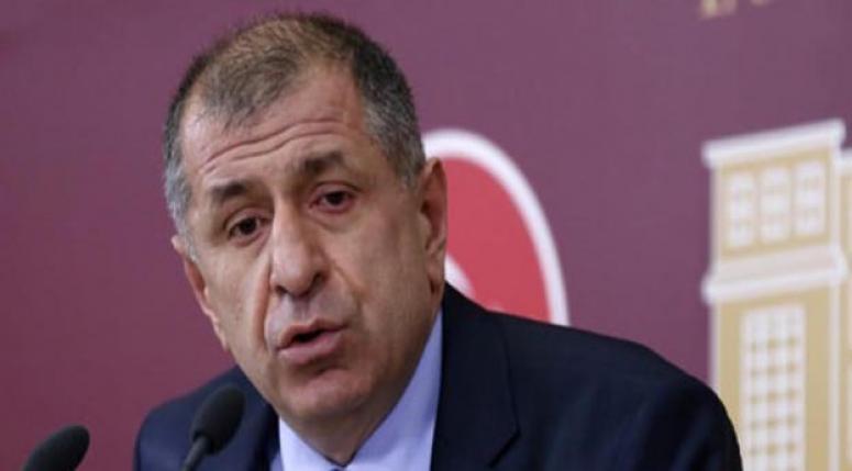 MHP'den şok istifa