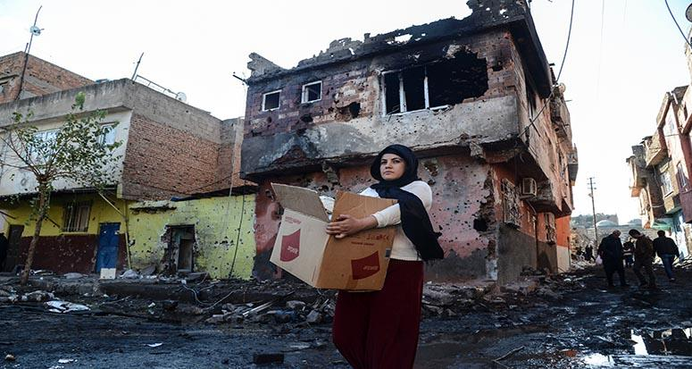 Valilik açıkladı: Diyarbakır Sur için 1.5 saat süre!