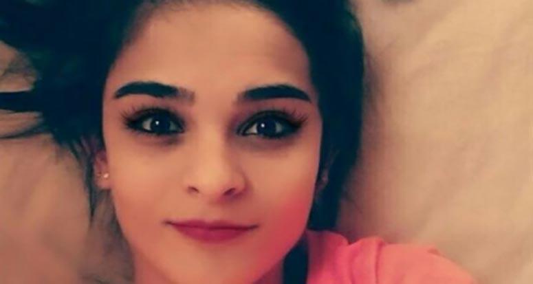 Genç kız evinde boğazı kesilmiş halde bulundu