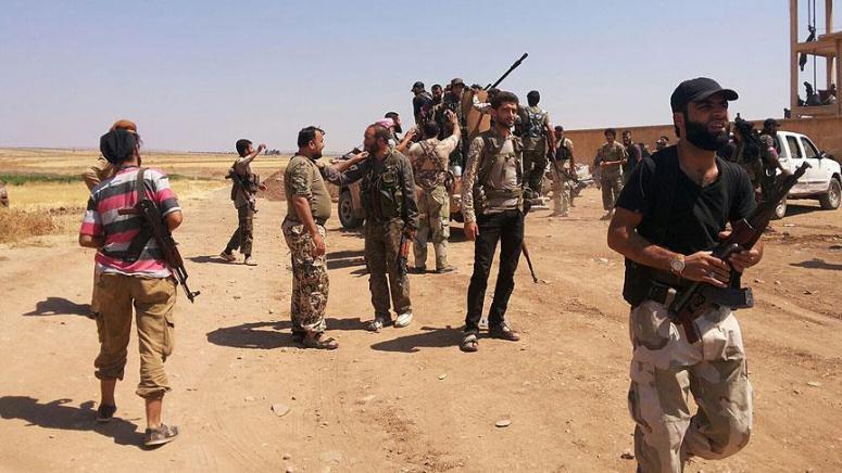 PYD'ye bir darbe de onlardan: 10 terörist öldürüldü