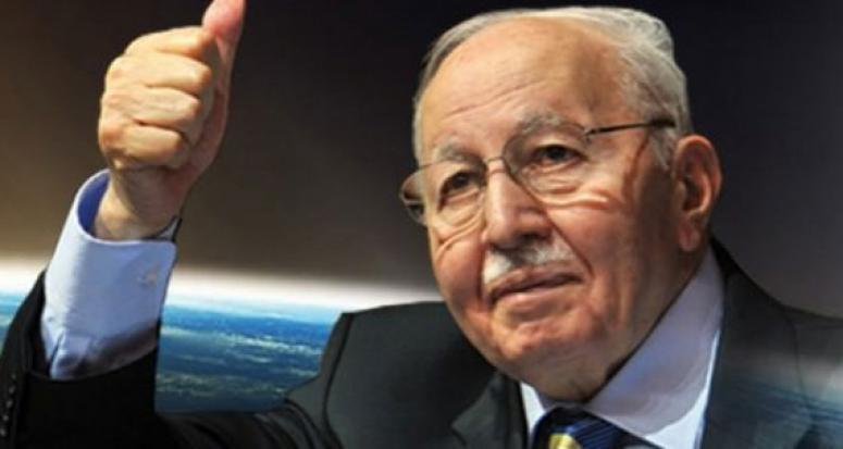 Milli Görüşün merhum lideri Erbakan'ı anma etkinliği