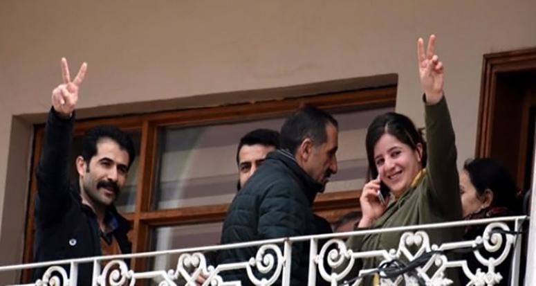 HDP'liler Ankara saldırısını kutladı!