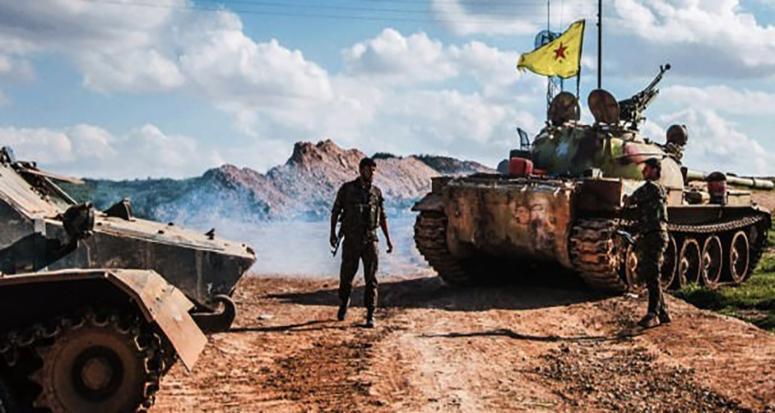 Çok sayıda PYD militanı öldürüldü!