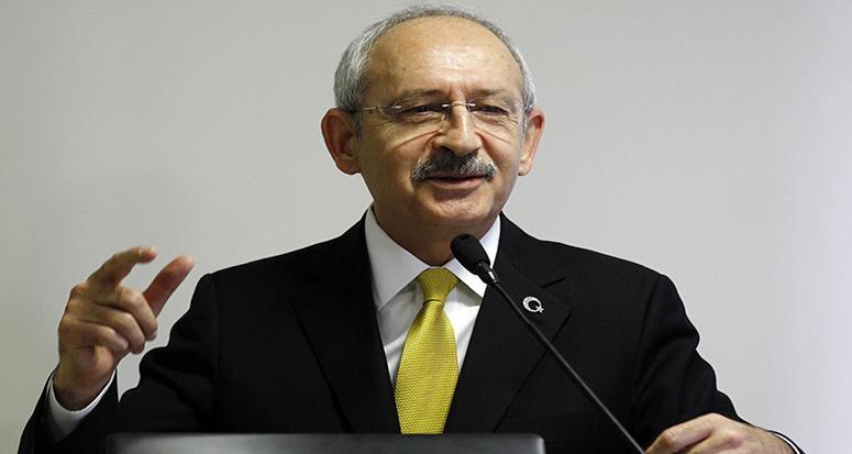 Kılıçdaroğlu 'YPG terör örgütü diyemedi'