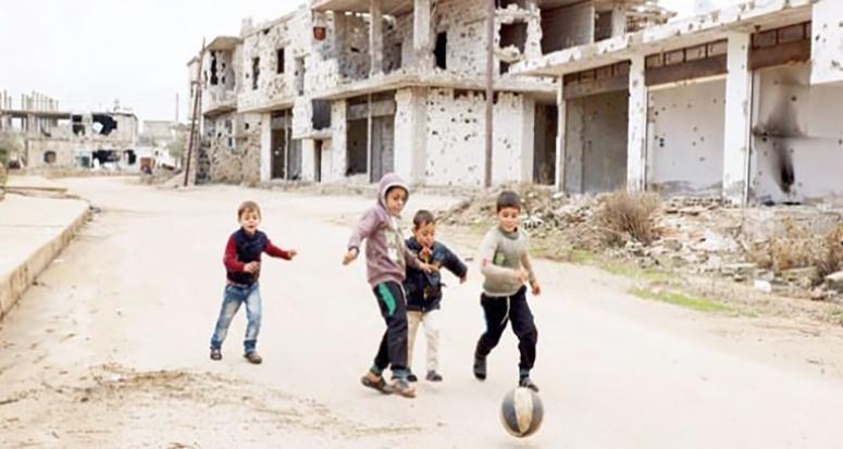 Suriye 'çatışmaların durmasını' bekliyor