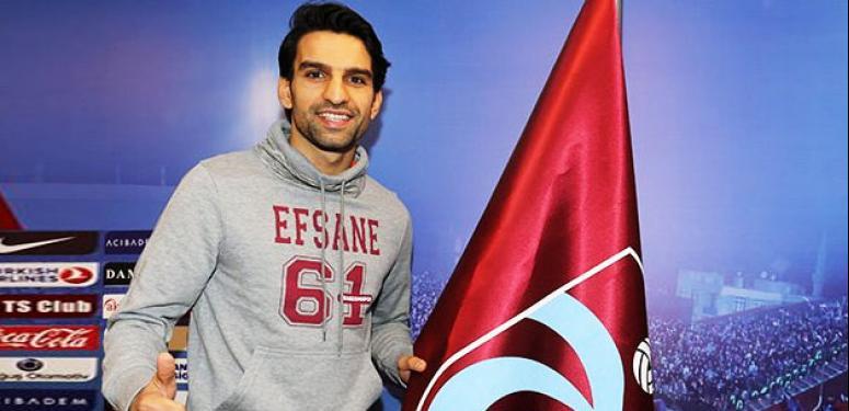 Yıldız futbolcu resmen Trabzonspor'da