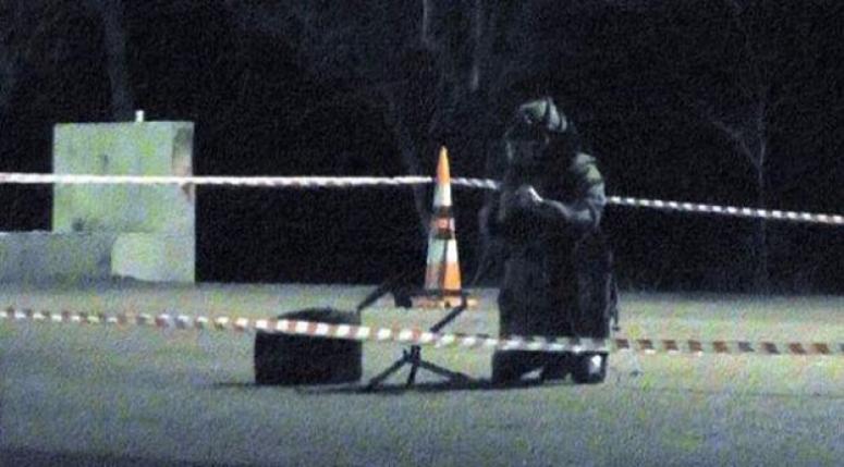 Konya'da bomba paniği!