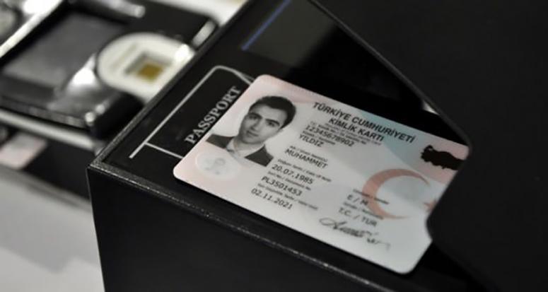 Yeni kimlik kartlarının dağıtım tarihi belirlendi