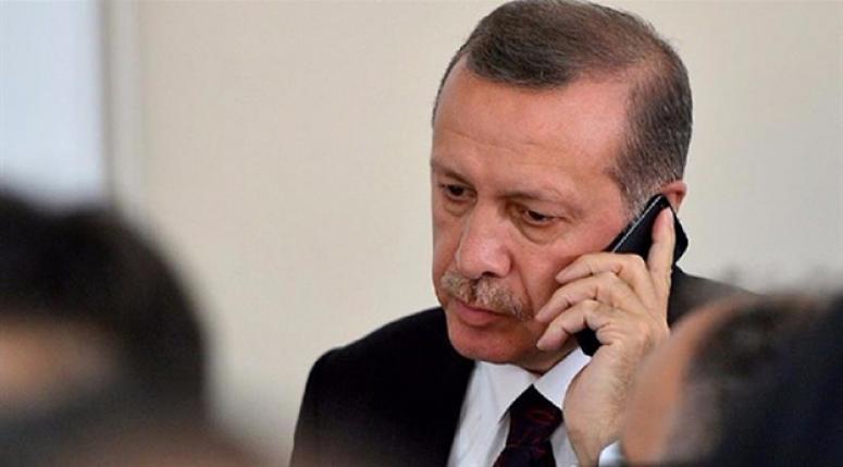Erdoğan'dan Said Özdemir için taziye telefonu