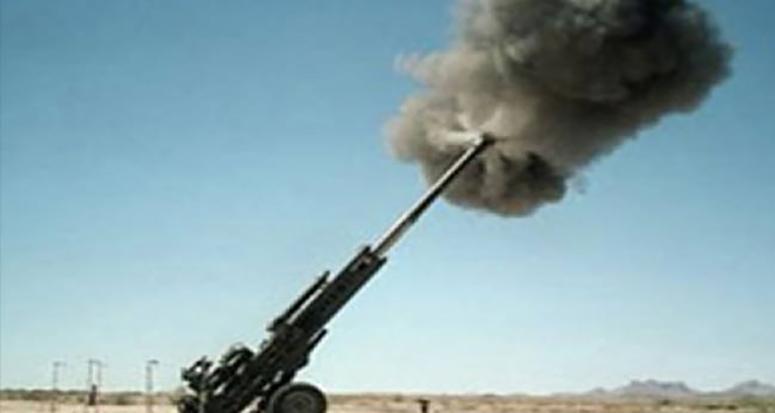 Suriye'den atılan 5 top mermisi Hatay'a düştü!