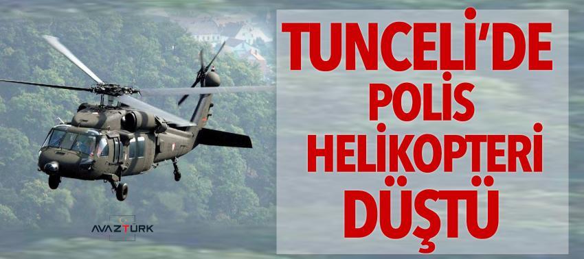Düşen helikopterle ilgili haberler yalanlandı!