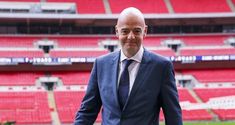 FIFA yeni başkanını seçti