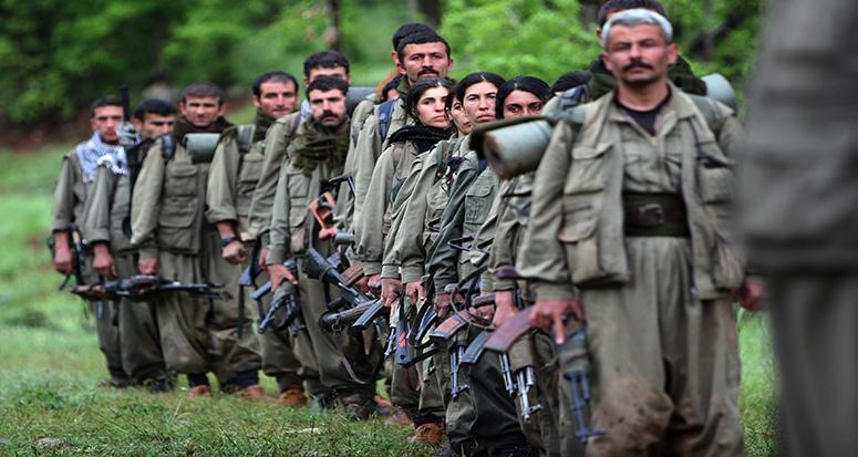 PKK sabotaj düzenledi!