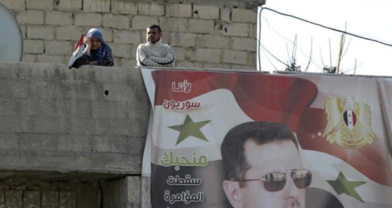 'Suriye 3'e bölünecek' anlaşması