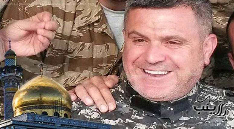 Hizbullah'ın özel komutanı Halep'te öldürüldü
