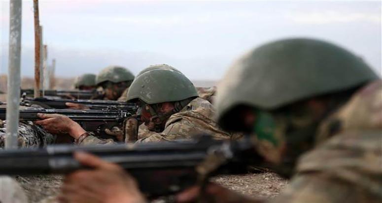 PKK'ya ağır darbe! 7 terörist öldürüldü
