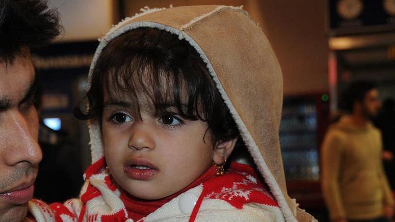 2 yaşındaki çocuğu Atatürk Havalimanı'nda unuttular