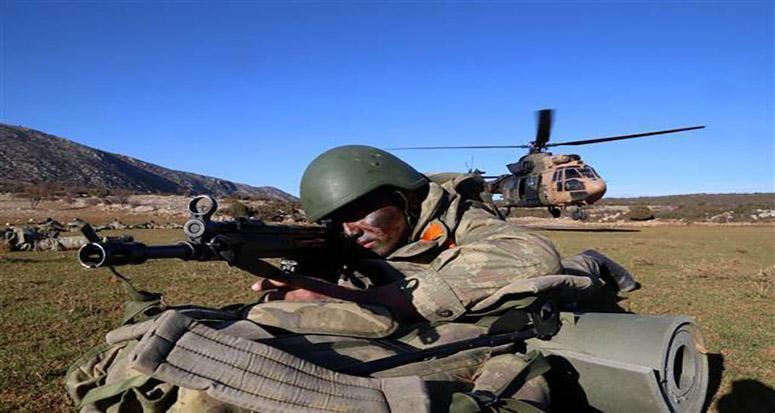PKK'nın mühimmat ele geçirildi!