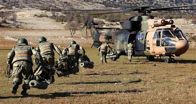 Sur, İdil ve Cizre'de 951 terörist öldürüldü