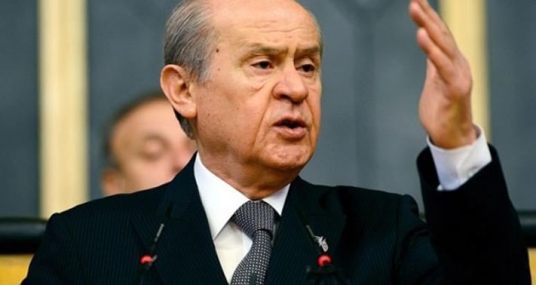 Bahçeli'den anayasa çağrısı: CHP'yi ikna edin