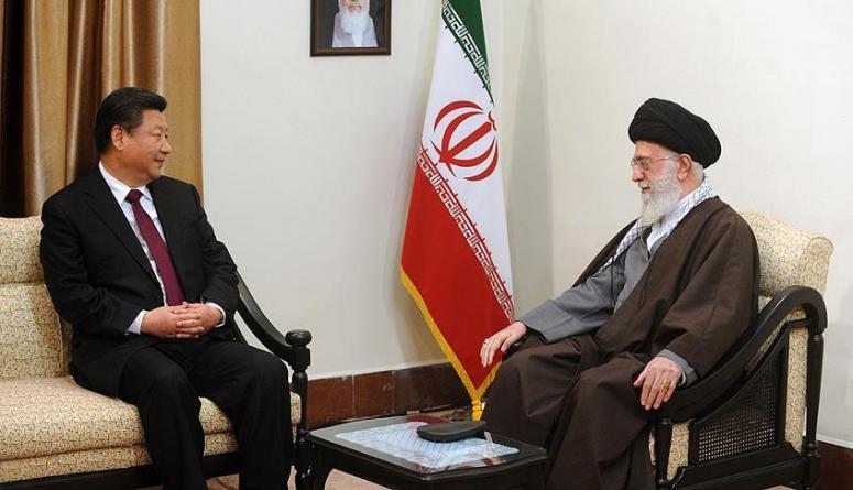 Çin ile İran arasında  25 yıllık anlaşma
