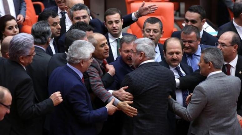 Erdoğan'ın sözleri CHP'lileri çıldırttı