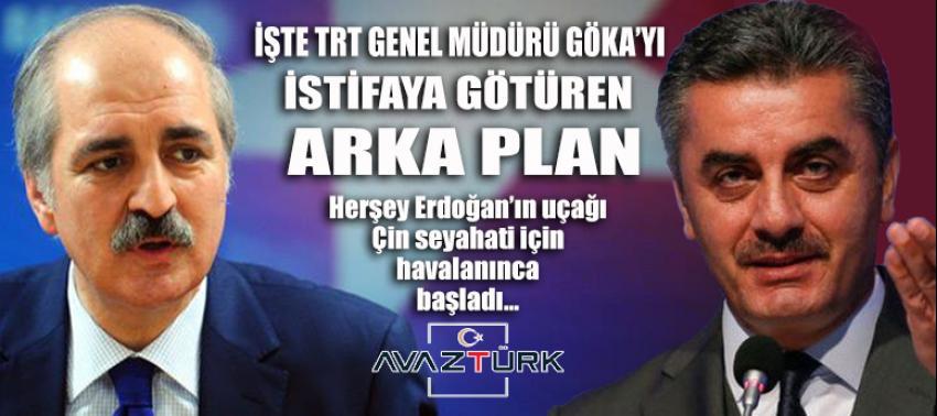 Herşey Erdoğan'ın uçağı Çin'e havalanınca başladı! İşte Şenol Göka'nın istifasının arka planı