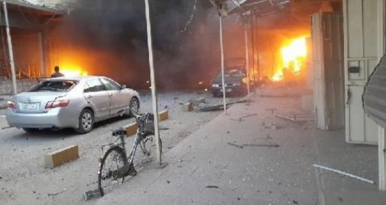 Taziye yerine canlı bomba saldırısı: 24 ölü 55 yaralı