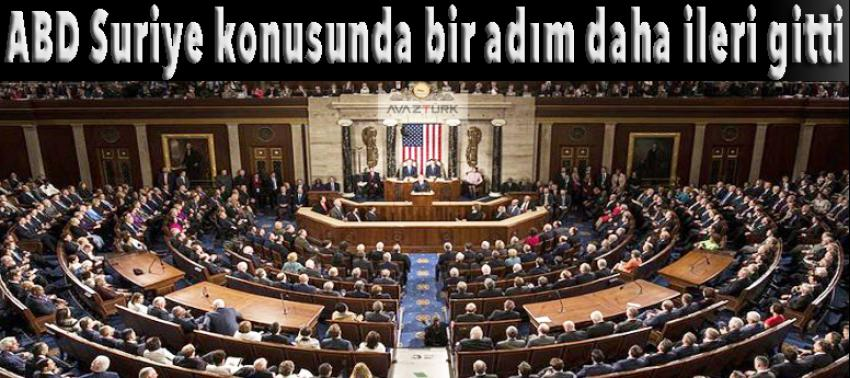 ABD Suriye konusunda bir adım daha ileri gitti!