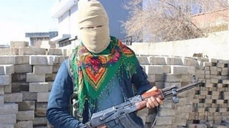 PKK'lı öğretmen Sur'da öldürüldü