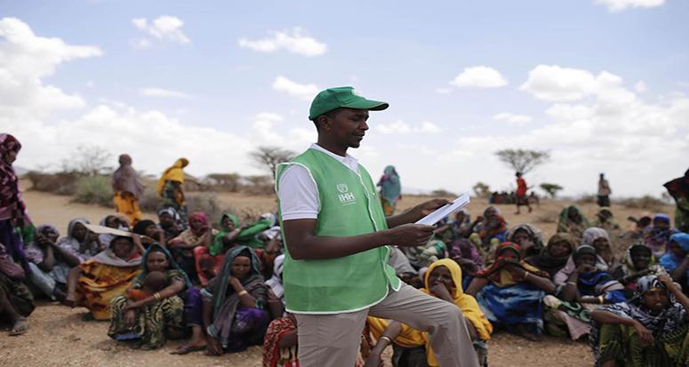 Kuraklığın sürdüğü Etiyopya'ya İHH'dan acil yardım