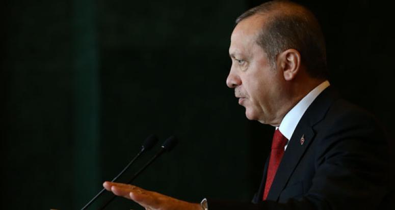 Cumhurbaşkanı Erdoğan Gana'da iş forumunda konuştu