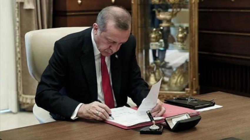 Cumhurbaşkanı Erdoğan'ın TBMM'deki odası belli oldu