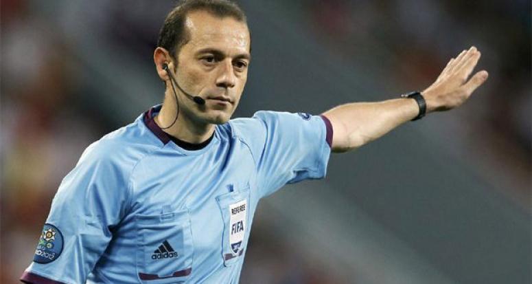 Euro 2016 hakemleri açıklandı! Listede bir tek o var