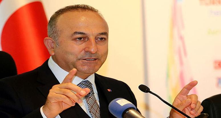 Çavuşoğlu: YPG gibi terör örgütleri yer almamalı!
