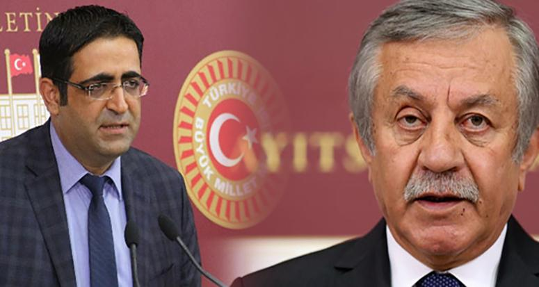 HDP İle MHP'nin '80 PKK'lı' tartışması