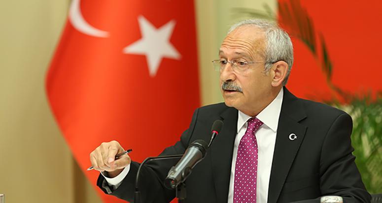 Kılıçdaroğlu'ndan anayasa çağrısına yanıt!