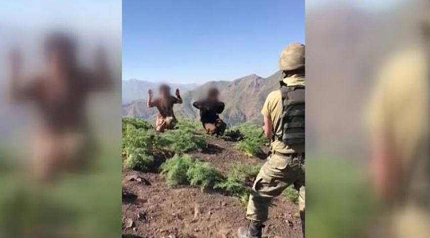 Hakkari'de teslim olan teröristler konuştu
