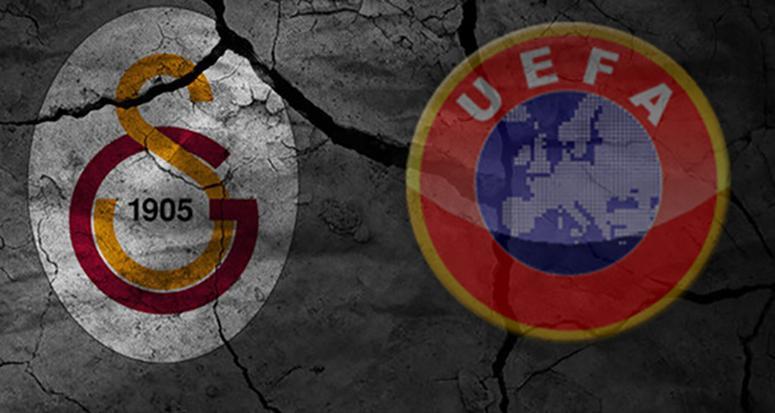 UEFA Galatasaray kararını açıkladı