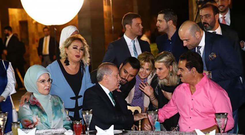 Erdoğan Alişan'a söz verdi