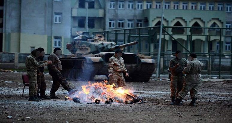 PKK duman oldu!
