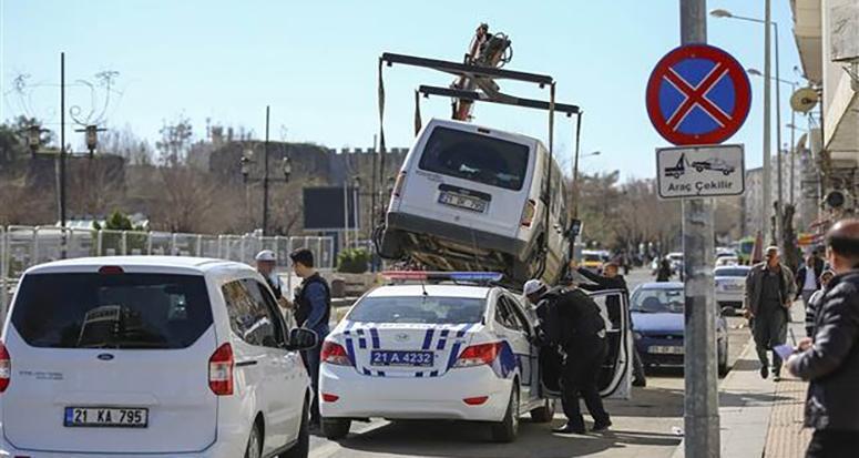 Diyarbakır'da güvenlik önlemleri!