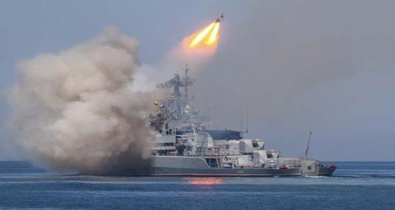 Rusya denizden vurdu! 20 ölü