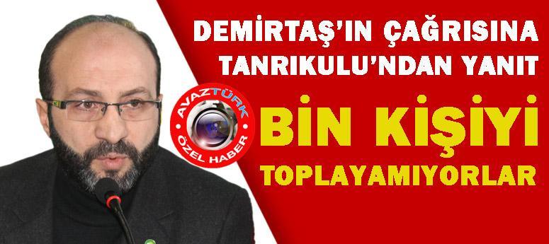 """""""PKK-HDP marjinal, yaptıkları çağrılarda karşılıksız kaldı!"""""""
