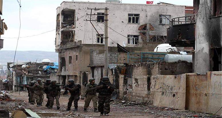 PKK'ya yapılan darbenin haritası!