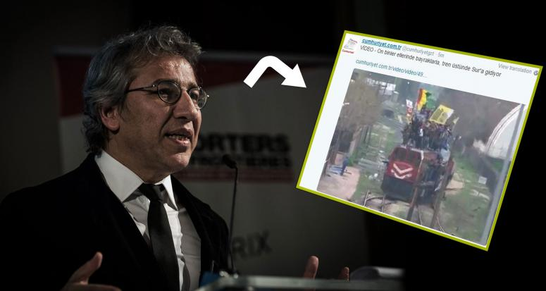 Bir Cumhuriyet klasiği: PKK provokasyonu ortaya çıktı