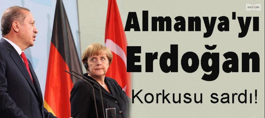 Almanya'yı Erdoğan korkusu sardı! Yeni kriz kapıda