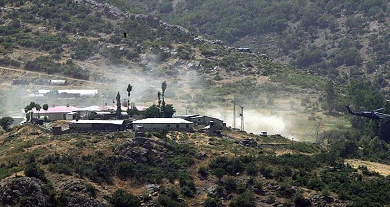 PKK'nın hain saldırısı!